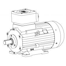 Электродвигатель BRA132SА2 5,5 кВт, 2895 об/мин