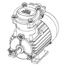 Электродвигатель ВА100S2 4 кВт, 2820 об/мин