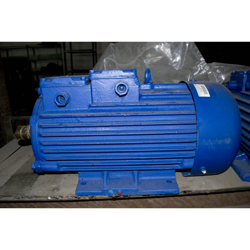 Электродвигатель  MTH 111-6 3,5 кВт. 1000 об/мин