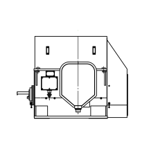 Электродвигатель  ДАЗО-500ХК-4У1   250 кВт, 1500 об/мин