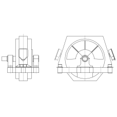 Электродвигатель СДМ4-400-6-32УХЛ4 400 кВт, 187,5 об/мин